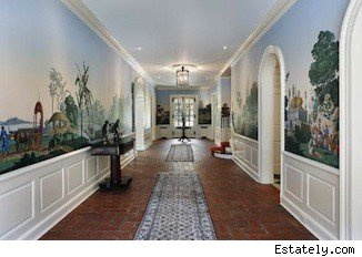 wall murals in homes