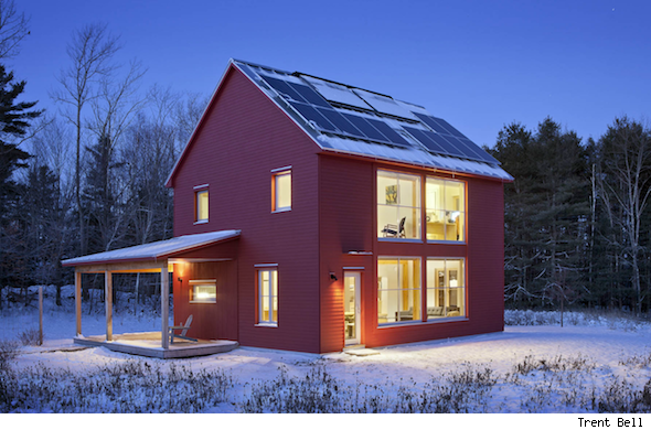 Energy efficient homes how they can boost your bottom for House plans for energy efficient homes