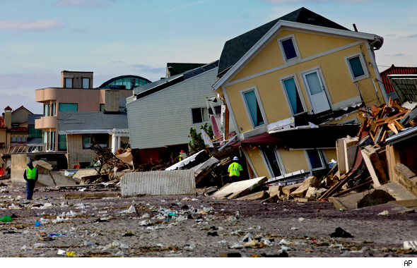 Hurricane Sandy Before And After Hurricane Sandy Insurance