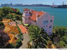 The Pink House, in Belvedere, Calif., on Sale for First Time in 20 Years (House of the Day)