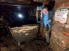 John Wiggins Digs Backyard Mine as 'Memorial' to England's Mining History