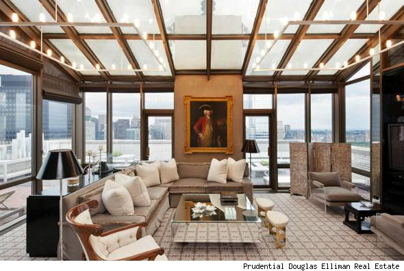 Excelsior co-op penthouse Manhattan