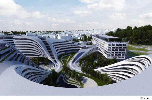 Best Of 2012 Architecture Wildest Buildings This Year