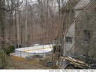 Backyard Hockey Rink at Richard Nixon's Former Home Gets Chilly Reception From Neighbors