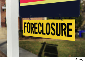 Mortgage loophole leaves widows fighting foreclosure.