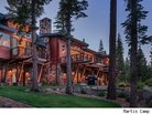 Truckee Cabin Is Rustic on the Outside, Futuristic on the Inside (House of the Day)