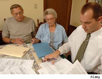 Warning on reverse mortgages
