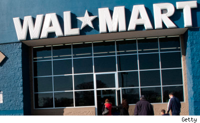 A mortgage from Walmart might have appeal to consumers.