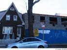 Justinianos' Bronx Home is 12 Inches From Apartment Building Construction, and It's Ruining Their View