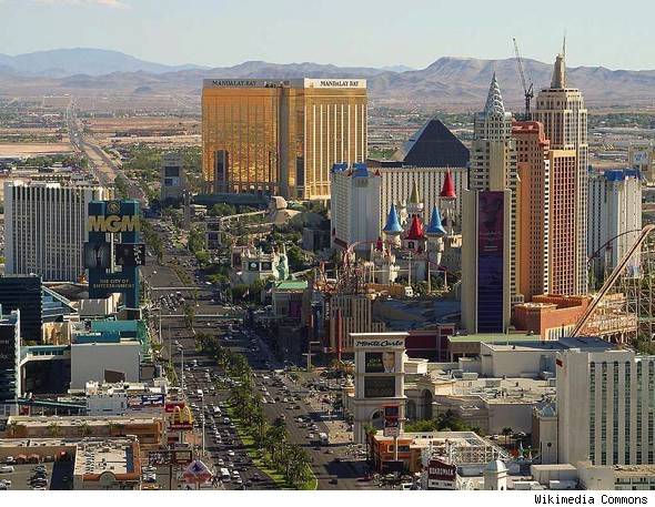 Turnaround housing markets 2012: Las Vegas