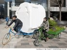 Tricycle House in China Gives New Meaning to Mobile Home