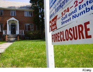 Mortgage default and foreclosure