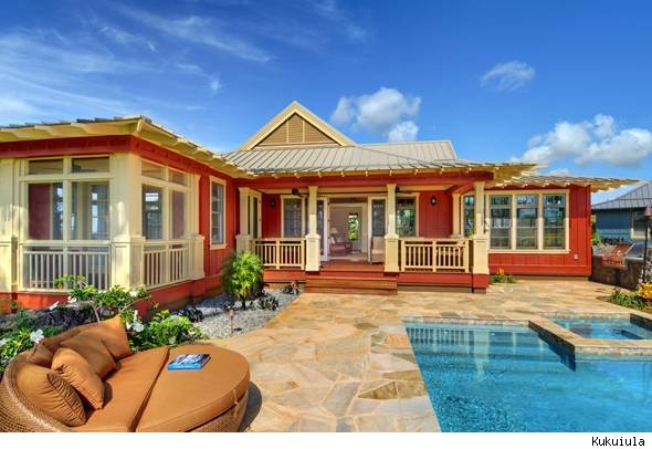 Luxurious Kauai Cottage Gets You In The Club House Of The