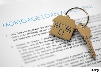 no money down mortgage agreement