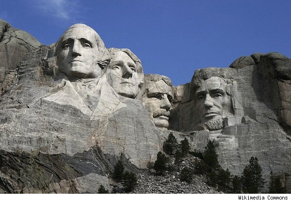 Mount Rushmore: Pawn it to pay off the national debt?
