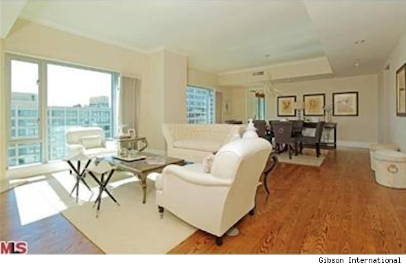 Serena Williams condo in Los Angeles