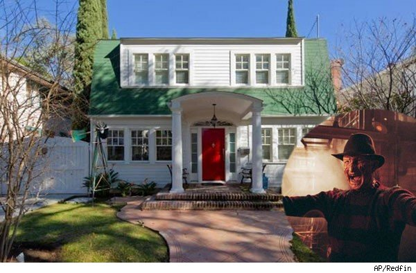 Nightmare on Elm Street home