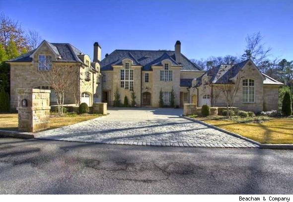 Allen Iverson Foreclosure See The 2 8 Million Atlanta Home Ex NBA