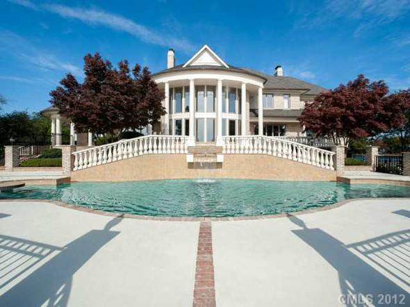 Michael jordan buys massive north carolina home for a for Charlotte house