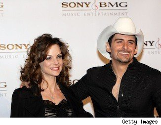 Brad Paisley, Kimberly Williams-Paisley