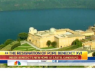 The Apostolic Palace: Inside Pope Benedict's Summer Home at Castel Gandolfo