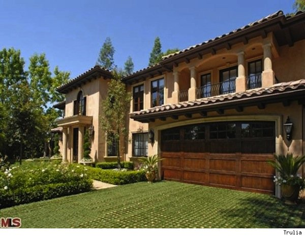 Kim Kardashian home, Beverly Hills