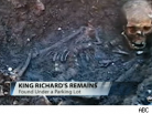 King Richard III's Remains Found Under Parking Lot in England