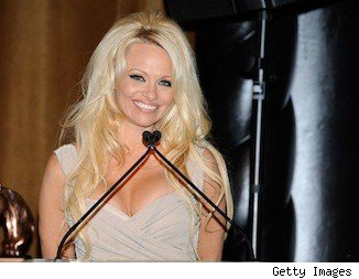 Pam Anderson is selling her Malibu house.