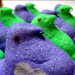 Peeps Display Gets Woman Evicted