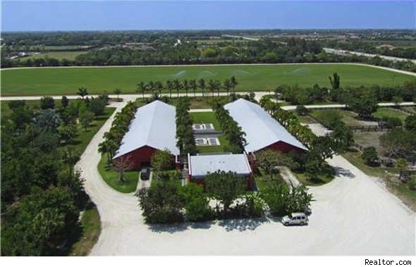 Tommy Lee Jones polo farm in Florida