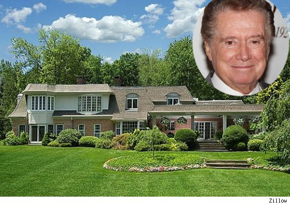 Regis Philbin S Former Greenwich Home A Teardown To New
