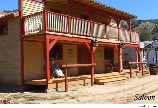 Western town for sale in Caliente, Calif.