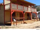 Buy Your Own Fake Wild West Town (Complete With Mannequins) for $1.175 Million