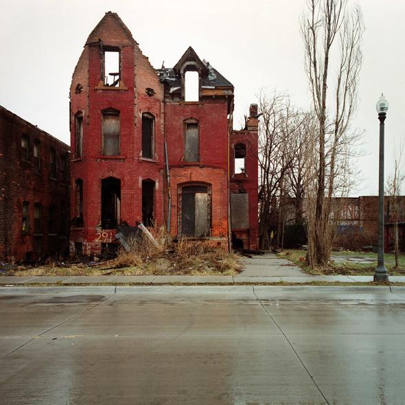 39 100 Abandoned Houses 39 Sad Signs Of Detroit 39 S Growing