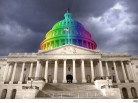Petition: Want Marriage Equality? Paint Capitol Building Rainbow