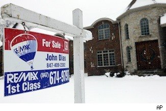 Home-for-sale yard sign