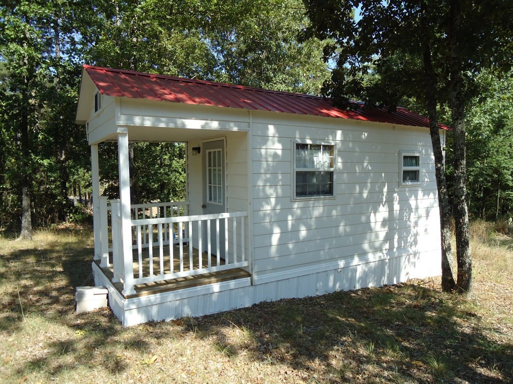 Tiny house for sale in arkansas has everything but room Tiny houses on wheels for sale