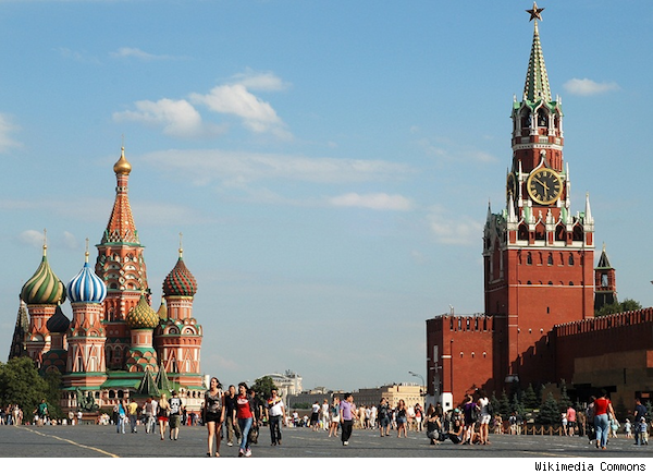 Expensive housing markets: Moscow