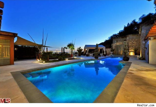 Ryan Phillippe home, Hollywood Hills