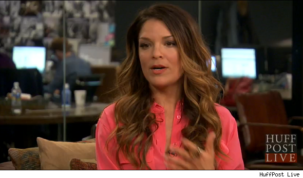Sabrina Soto: spring makeover tips on HuffPost Live.