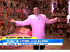Stanley Colorite of Florida Shares Home With 2,000 Barbies (VIDEO)