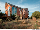 Shane and Carrie Caverly Make Big Plans From Tiny Home