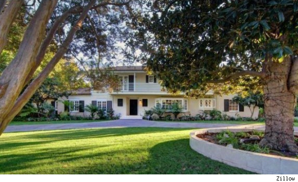 Ariel Winter home, Sherman Oaks