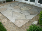 Want a Patio? Try Stamped Concrete as a Low-Cost Alternative