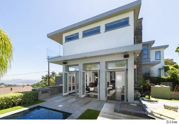 Jillian Michaels home, Los Angeles