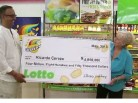 Ricardo Cerezo, Facing Eviction, Finds $4.85 Million Lottery Ticket
