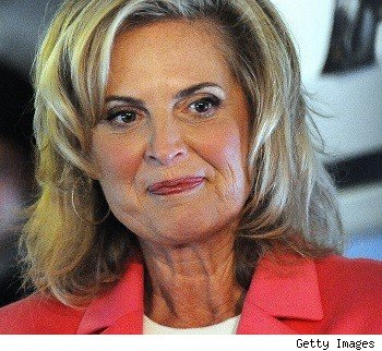 Ann Romney in Newington, New hampshire, November 3, 2012