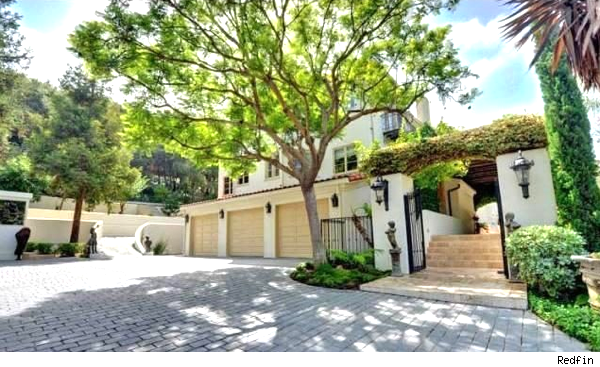 Schwarzenegger, Shriver home in Pacific Palisades