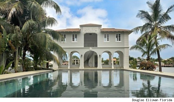 Al Capone's Palm Island Home Sold for $7.43 Million (House ...