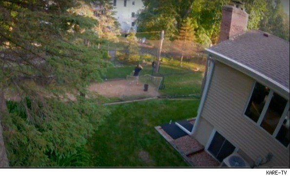 Backyard Batting Cage Project Grew Into A League Of Its Own